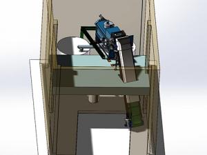 氢氧化钠自动拆袋卸料机成套装置