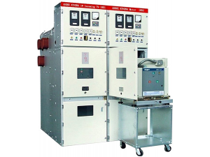KYN28A型户内交流金属铠装中置式开关设备
